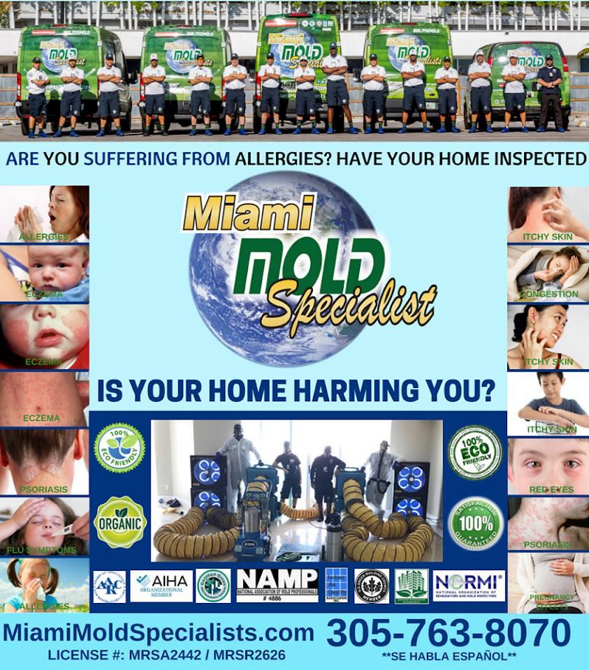 Miami Mold Specialists-